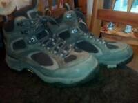 The north face gortex boots