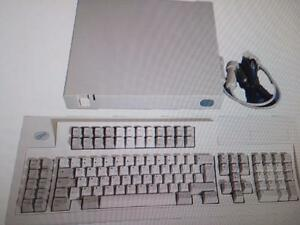 IBM 3488  infowindow Display Terminal w/122 keyboard twinax iseries as400