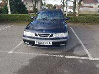 2003 Saab Convertble