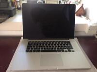 "MacBook 15"" Pro (Retina mid 2012)"