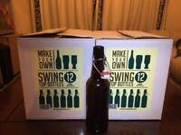 Beer Bottles - Swing Top x 24