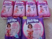 Huggies Pull-Ups and Training Nappies