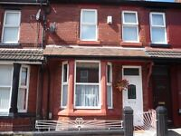 For sale: £89,950 Three bedroomed terraced house. Ideal for first time buyers and investors.