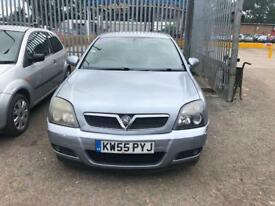 2005 (55) Vauxhall Vectra 1.9 CDTi 16v DIESAL SRi 5dr LOW MILES 90K with full mot histroy