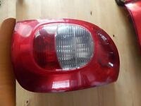 Citroen Xsara Picasso Rear Light Unit (Driver Side) Ex Con fits 2001, 2002, 2003, 2004, 2005, 2006