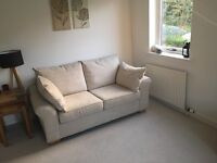 Next Medium & Large Garda sofas - both excellent condition