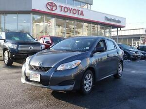 2012 Toyota Matrix Convenience Package