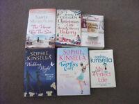 Womens Fiction Bundle of Books (6)