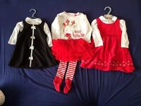 Girls Baby Clothes Bundle (9-12 Months)