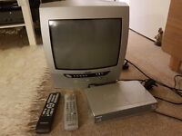 TV/DVD Combo and Freeview Box