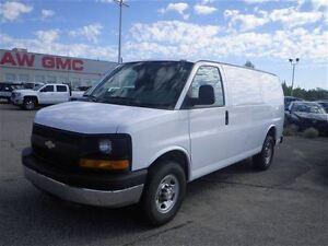 2015 Chevrolet Express 2500 Work Van  Backup Camera