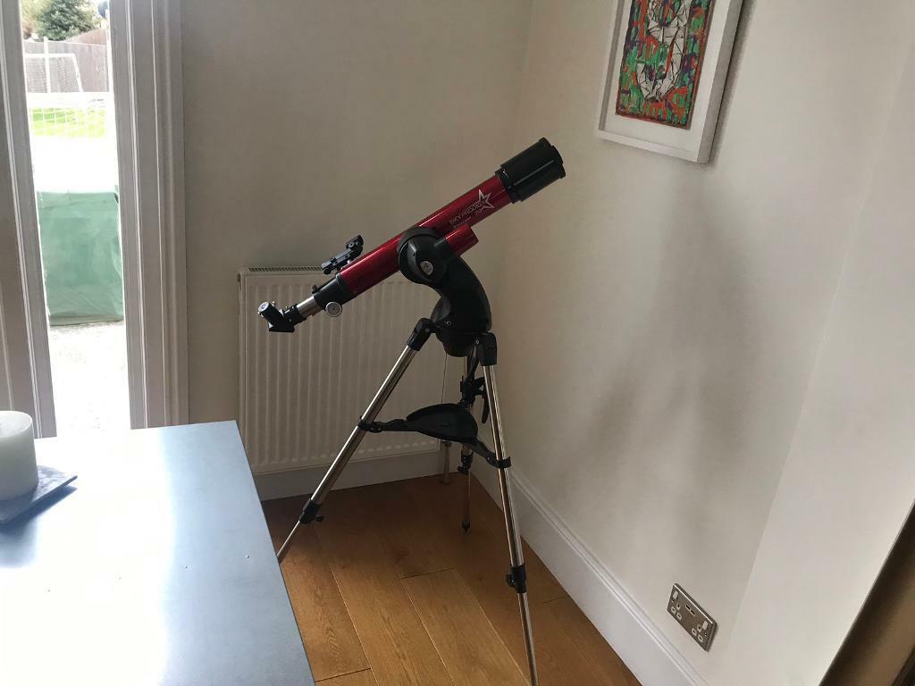 Celestron sky prodigy telescope in hendon london gumtree
