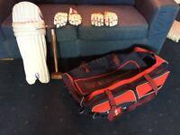 Cricket Equipment - Mixed Bag