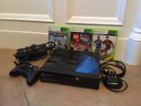 Xbox 360, Games, Controller and Cables