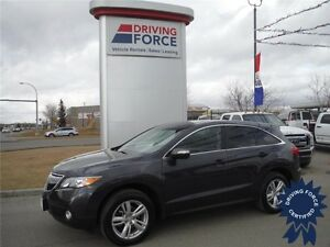 2014 Acura RDX Tech Pkg - Leather - Sunroof - Heated Seats - Nav