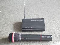 IMG Stage Line TXS-100 Wireless Microphone Set