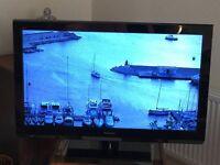 Panasonic Viera TV, 32 inch screen