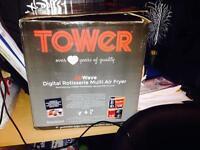 Air wave digital fryer!! Brand new!! Bargain