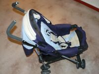 Hauck - Fun for Kids - Baby Stroller - Adjustable position - Front or rear facing