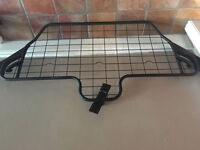Genuine Volvo XC90 Dog / LUGGAGE Guard FITS ON (3rd Row Seats) MADE OF STEEL !!!!