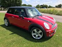 Mini Cooper 1.6 RED with Cooper S Spec For Sale - Excellent Condition