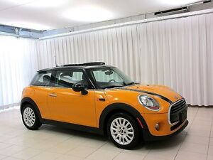 2016 MINI Cooper INCREDIBLE DEAL!! 3DR HATCH w/ SUNROOF, HEATED