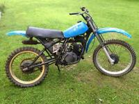 1978 Yamaha YZ100 Project or parts