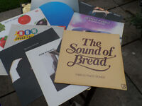 Assorted 45s and LPs from 1960s onward