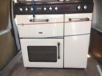 EXCELLENT CONDITION DIPLOMAT 850 RANGE OVEN GAS HOB ELECTRIC OVEN