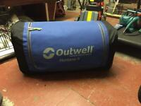 Outwell montana 6 tent plus accessories