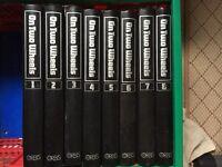ON TWO WHEELS - CLASSIC BIKE MAGAZINE - FULL SET - 8 VOLUMES 1970'S
