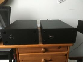 Avondale Audio M130 Monobloc Amplifiers EXTREMELY RARE