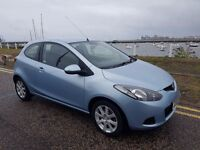Mazda 2 low milage 54267 MOT June 2017