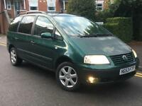 2003/53 REG VOLKSWAGEN SHARAN 1.9 TDI PD CARRET** DIESEL + 7 SEATS ** £ 1095