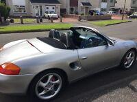 Convertible Porsche Boxter S 3.2l £5000 ONO