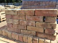 GENUINE RECLAIMED BEDFORD CLAMP BRICKS @ £0.90 EACH