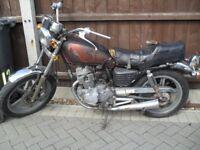 Honda CM 125cc