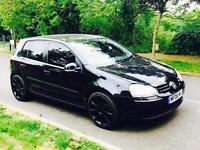 2006 Volkswagen Golf .....Stylish Sport looking car....fully loaded