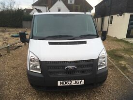 FORD TRANSIT 100 T280 FWD 2012(62) ONE OWNER FULL SERVICE NO VAT