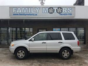 2003 Honda Pilot EX 4X4 LOADED EXC SHAPE!