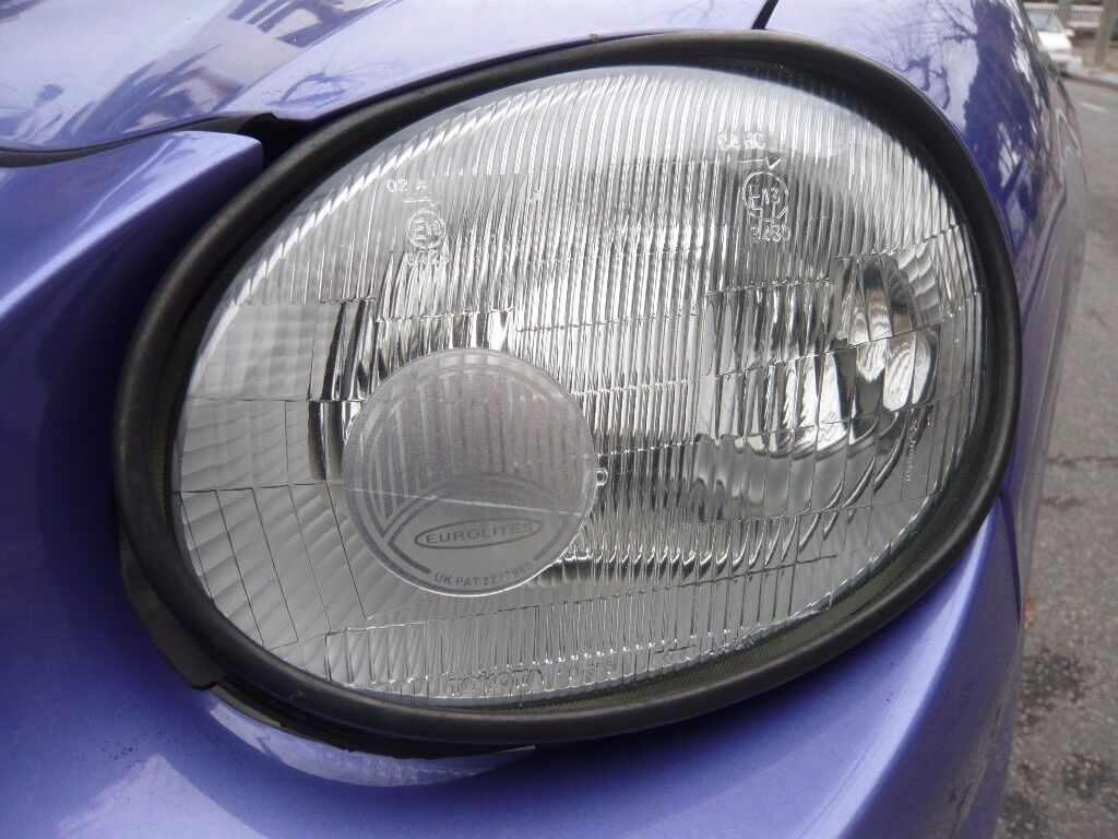 TOYOTA CELICA REPLACEMENT HEADLIGHT - PASSENGER SIDE