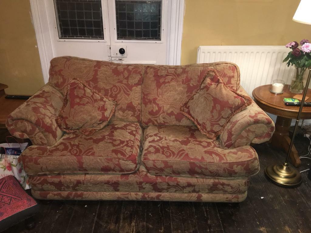4 piece sofa set, good condition