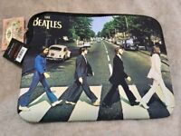 The Beatles 13 inch laptop sleeve with zip
