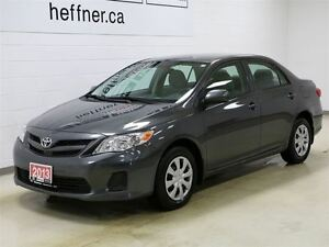 2013 Toyota Corolla LE with Cruise Control
