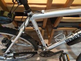 Henry burton mountain bike