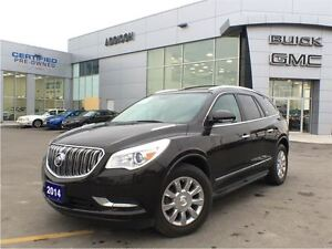 2014 Buick Enclave Leather All wheel drive