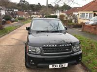 Black Range Rover Sport £19,950 (ono)