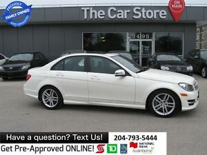 2013 Mercedes-Benz C-Class C300 4MATIC NAVI sport LEATHER - LOCA