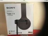 SONY HEADPHONES BRAND NEW AND SEALED ONLY £80