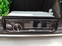 Jvc car stereo, only 2 months old!!